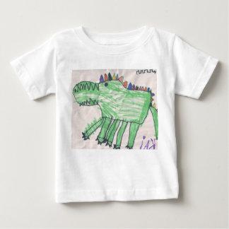 Crocodile for babies by DesignsByKai Baby T-Shirt
