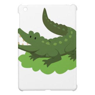 crocodile iPad mini case