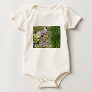 CROCODILE QUEENSLAND AUSTRALIA BABY BODYSUIT