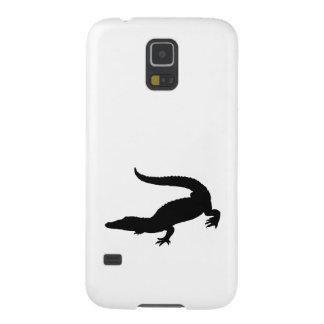 Crocodile Silhouette Cases For Galaxy S5