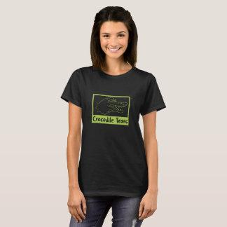 Crocodile Tears, Crocs, Alligator, Wild Animal T-Shirt