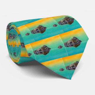 Crocodile Tie