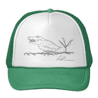 Crocoduck hat
