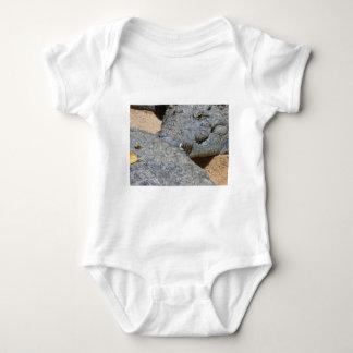 crocs baby bodysuit