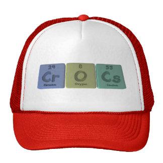 Crocs-Cr-O-Cs-Chromium-Oxygen-Caesium.png Trucker Hat