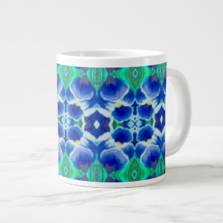 Crocus Abstract Cup