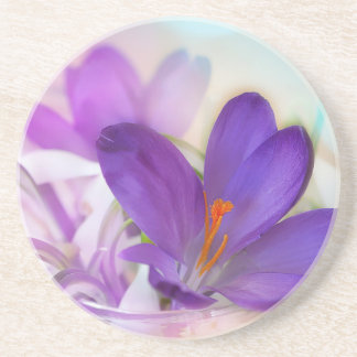 Crocus and Lily of the Valley Floral Arrangement . Coaster