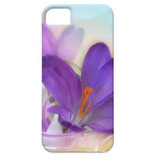 Crocus and Lily of the Valley Floral Arrangement . iPhone 5 Case