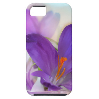 Crocus and Lily of the Valley Floral Arrangement . iPhone 5 Cover