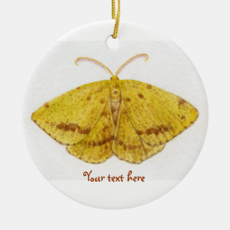 Crocus Geometer Moth Ornament