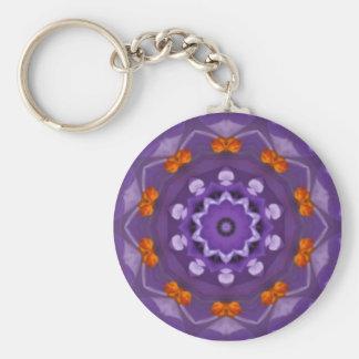 Crocus Keychain
