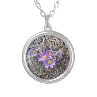 Crocus Necklace