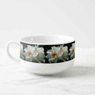 Crocus Soup Bowl With Handle