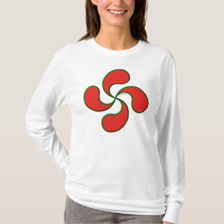 croix basque T-Shirt