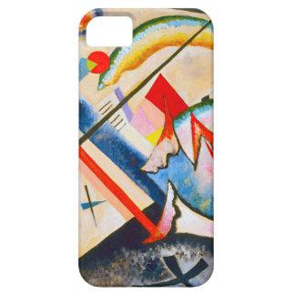 Croix de blanc de Kandinsky Coques Case-Mate iPhone 5
