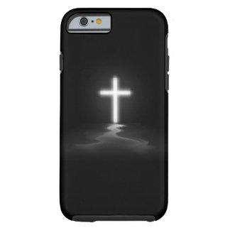 croix de chrétien de cas de l'iPhone 6 Coque iPhone 6 Tough