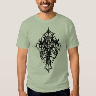 Croix de déplacement t shirts