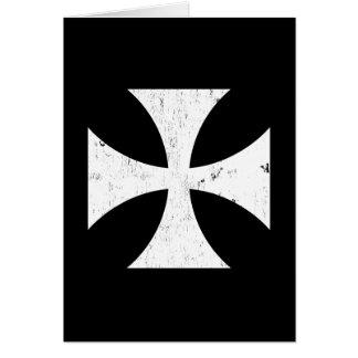 Croix de fer - Allemand/Deutschland Bundeswehr Carte