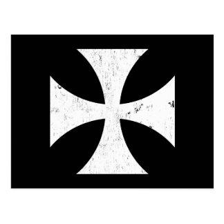 Croix de fer - Allemand/Deutschland Bundeswehr Cartes Postales