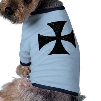 Croix de fer - Allemand/Deutschland Bundeswehr T-shirts Pour Animaux Domestiques