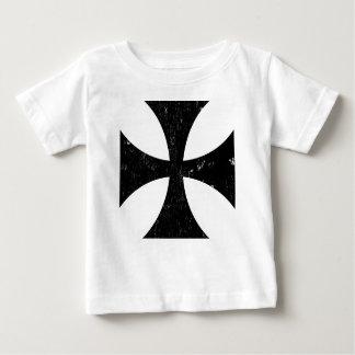Croix de fer - Allemand/Deutschland Bundeswehr T-shirt Pour Bébé