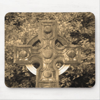 Croix gothique tapis de souris