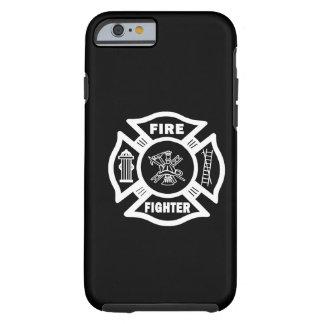 Croix maltaise de pompier coque tough iPhone 6