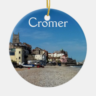 Cromer Town And Pier, Ornament