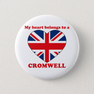 Cromwell 2 Inch Round Button