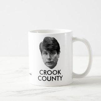 CROOK COUNTY COFFEE MUG