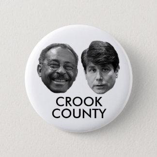 CROOK COUNTY (Part 2) 2 Inch Round Button