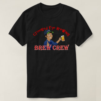 Crooked eye brewing T-Shirt