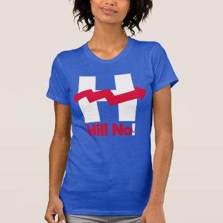 Crooked Hillary H - - Anti-Hillary -- T-Shirt