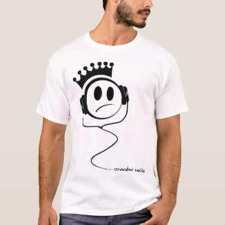 Crooked Smile Rapper T-Shirt