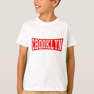 CROOKLYN, NYC T-Shirt