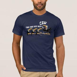 Crooner Crow - Dark T-Shirt
