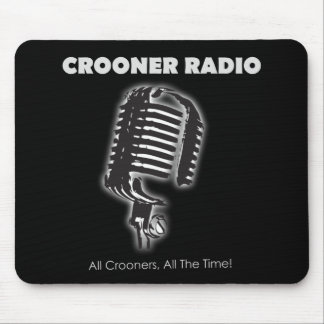 Crooner Radio Mousepad
