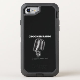 Crooner Radio Otter iPhone OtterBox Defender iPhone 7 Case