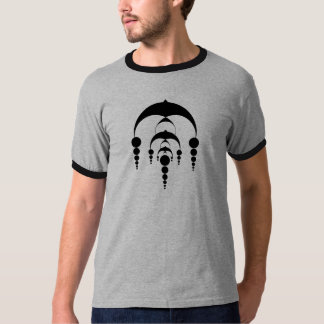 Crop circle 6 (light) T-Shirt