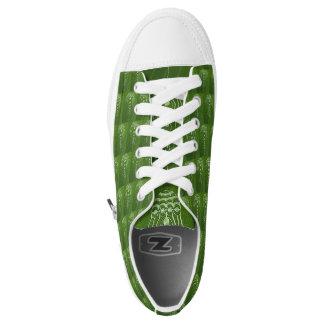 Crop Circle Cosmic Kicks Low-Top Sneakers