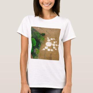 Crop Circle Liddington Castle 1997 T-Shirt