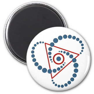 crop circle VI Magnet