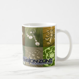 Crop Circles Classic White Coffee Mug