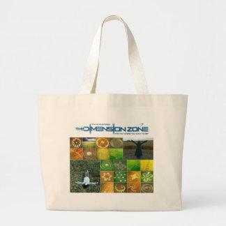 Crop Circles Jumbo Tote Bag