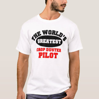 Crop Duster Pilot T-Shirt