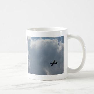crop dusting coffee mug