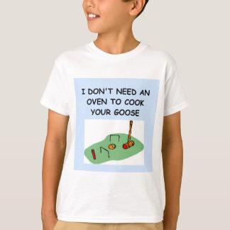 CROQUET2.png T-Shirt