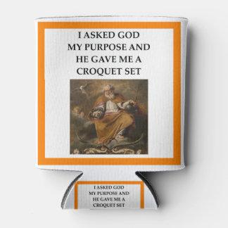 croquet can cooler