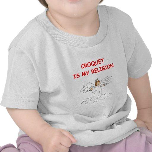 croquet tee shirts
