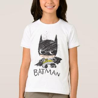 Croquis classique de Chibi Batman T-shirts